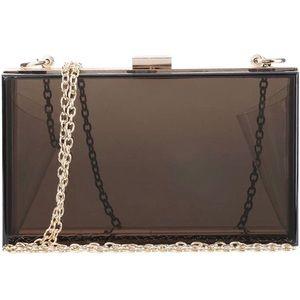 Clear black box clutch